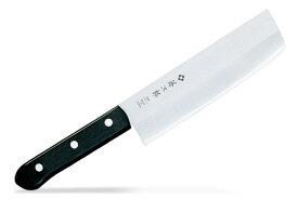 包丁 薄刃 165mm 藤次郎 藤次郎作 V金10号 DPコバルト合金鋼割込 ステンレス 菜切り 菜切 プロの切れ味をご家庭に