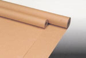 未晒両更巻きクラフト紙(50g/m2)幅950mm×長さ100m紙管巻き×2本セット【包装紙】