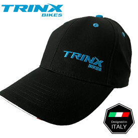 【送料無料】キャップ CAP 帽子 メンズ レディース コットン サイズ 調整 簡単 自転車 ブランド 飛ばない トリンクス TRINX