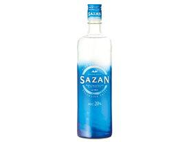 甲類焼酎 SAZAN 20度 アサヒ 700ml 1本