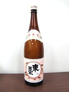 日本酒 佳撰 東正宗 武の井酒造 1800ml 1本