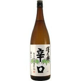 日本酒 澤乃井 奥多摩湧水仕込 辛口 小澤酒造 1800ml 1本