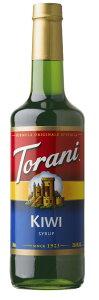 トラーニ torani フレーバーシロップ キウイ 750ml 1本 flavored syrop 東洋ベバレッジ ギフト 父親 誕生日 プレゼント