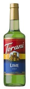 お歳暮 御歳暮 ギフト忘年会 トラーニ torani フレーバーシロップ ライム 750ml 1本 flavored syrop 東洋ベバレッジ 父親 誕生日 プレゼント