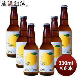 新潟県 胎内高原ビール 柚子吟セゾン 夏限定品 瓶330ml 6本 クラフトビール