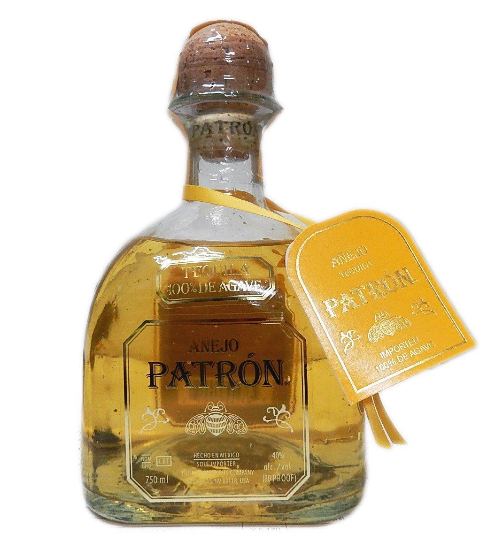 テキーラ パトロン アネホ 40度 並行輸入品 750ml 1本
