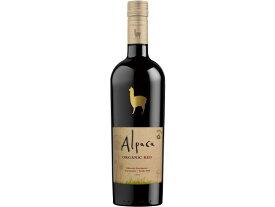 赤ワイン サンタ・ヘレナ アルパカ・オーガニックレッド 750ml 1本 ギフト 父親 誕生日 プレゼント