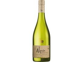 白ワイン サンタ・ヘレナ アルパカ・オーガニックホワイト 750ml 1本 ギフト 父親 誕生日 プレゼント
