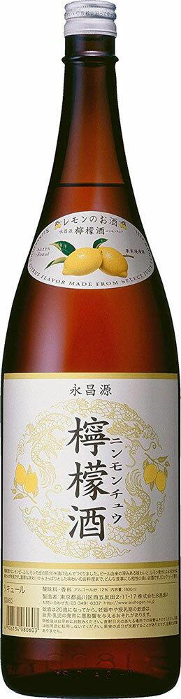 永昌源 檸檬酒 瓶 1800ml