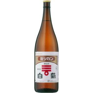 調味料 米酢 白菊 ミツカン 1800ml 1本