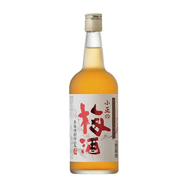 お歳暮 御歳暮 鹿児島県 小正醸造 小正の梅酒 700ml