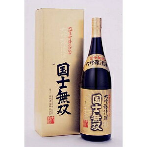 [北海道 高砂酒造] 国士無双 大吟醸 1.8L