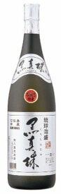 焼酎 黒真珠 43度 八重泉酒造 1800ml 1本