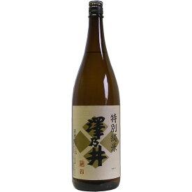 澤乃井 特別純米 1800ml×1本 小澤酒造