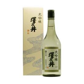 東京都 小澤酒造 澤乃井 大吟醸 720ml