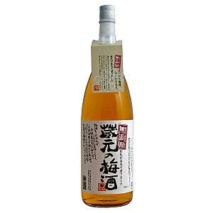 お歳暮 御歳暮 愛媛県 栄光酒造 蔵元の梅酒 1.8L