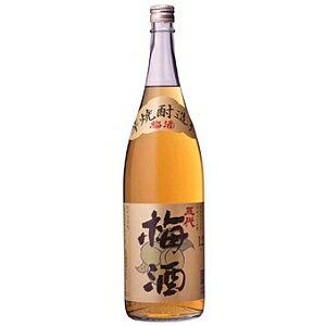 鹿児島県 山元酒造 五代梅酒 1.8L