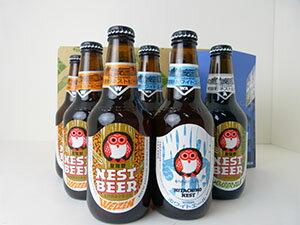 茨城県 木内酒造 ネストビール 飲み比べセット 8本セット