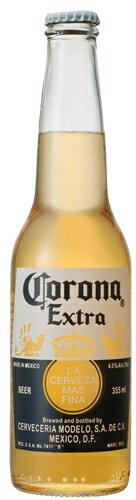 コロナビール エキストラ ボトル 355ml 24本(1ケース) 海外ビール 輸入ビール ギフト 贈り物 一部地域を除き 送料無料 クラフトビール コロナ bi-ru クール便指定は別途324円