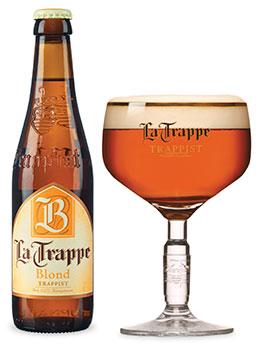 オランダ ラ・トラップ ブロンド 330ml 1本 ラ・トラップ醸造所 クール便指定は通常送料に+324円