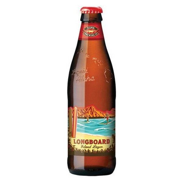 スマフォからエントリーでポイント10倍!コナビール ロングボート ラガー 355ml瓶 1本 クール便指定は通常送料に+324円