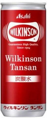 敬老の日 ギフト アサヒ ウィルキンソン タンサン 250ml×20本(1ケース) 缶 【ケース販売】 本州送料無料 四国は+200円、九州・北海道は+500円、沖縄は+3000円ご注文後に加算