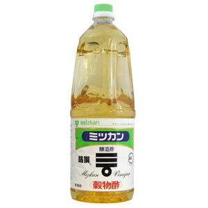 ミツカン 穀物酢 ペット 1800ml 1本