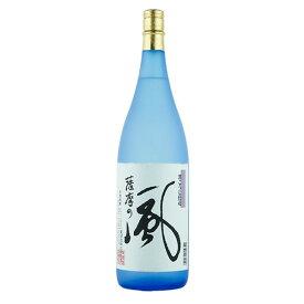 鹿児島県 東酒造 薩摩の風 芋焼酎 1.8L