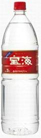 アサヒ 韓国 甲類焼酎 宝海 25度 ペットボトル 1.8L×6本(1ケース) 本州送料無料 四国は+200円、九州・北海道は+500円、沖縄は+3000円ご注文後に加算