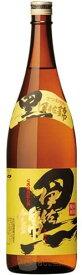[鹿児島県 大口酒造] 25゜ 黒伊佐錦 芋焼酎 1800ml×1本 瓶