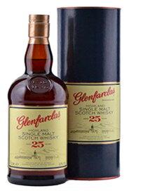 お歳暮 お酒 グレンファークラス25年 43゜ 正規品 700ml×1本 シングルモルト スコッチウイスキー ギフト 父親 誕生日 プレゼント
