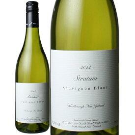 ニュージーランド 白ワイン シャーウッド・エステート ストラタム ソーヴィニョン・ブラン 750ml 1本 クール便指定は通常送料に+324円