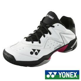《送料無料》YONEX パワークッション107Dワイド SHT107DW ヨネックス テニスシューズ クレー・砂入り人工芝コート用