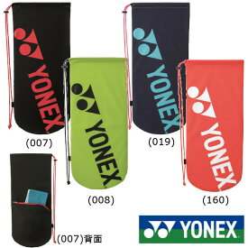 《簡易配送可》2019年2月下旬発売 YONEX ラケットケース〈テニス2本用〉 BAG1991 ヨネックス バッグ
