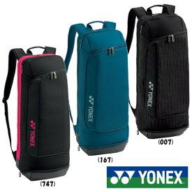 《10%OFFクーポン対象》《送料無料》2019年12月下旬発売 YONEX ラケットバッグ〈テニス2本用〉 BAG2019 ヨネックス バッグ
