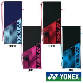 《10%OFFクーポン対象》2020年1月下旬発売 YONEX ラケットケース<テニス2本用> BAG2091 ヨネックス ラケットケース