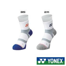 2020年1月下旬発売 YONEX メンズ ハーフソックス 19150 ヨネックス ソックス