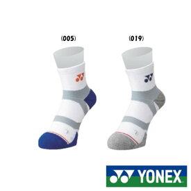 《10%OFFクーポン対象》2020年1月下旬発売 YONEX レディース ハーフソックス 29150 ヨネックス ソックス