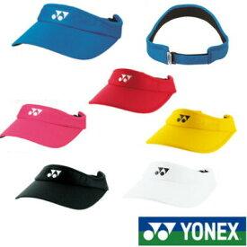 YONEX レディース ベリークールサンバイザー 40036 ヨネックス キャップ・バイザー