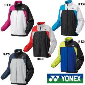 《送料無料》2019年8月下旬発売 YONEX ユニセックス 裏地付ウインドウォーマーシャツ 70069 ヨネックス テニス バドミントン ウェア