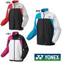 《送料無料》2019年8月下旬発売 YONEX ジュニア 裏地付ウインドウォーマーシャツ 70069J ヨネックス テニス バドミントン ウェア