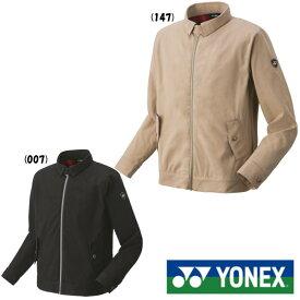 《クーポン対象》《送料無料》2020年1月下旬発売 YONEX メンズ ジャケット 50098 ヨネックス テニス バドミントン ウェア