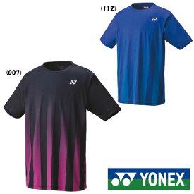 2020年1月下旬発売 YONEX メンズ ドライTシャツ 16435 ヨネックス テニス バドミントン ウェア