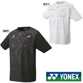 2020年1月下旬発売 YONEX メンズ ドライTシャツ 16436 ヨネックス テニス バドミントン ウェア