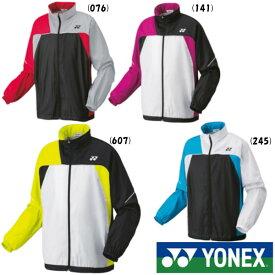 《送料無料》《新色》2020年8月下旬発売 YONEX ジュニア 裏地付ウインドウォーマーシャツ 70069J ヨネックス テニス バドミントン ウェア