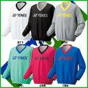 《簡易配送可》2017年1月下旬発売 YONEX ユニセックス 裏地付Vブレーカー 32020 ヨネックス テニス バドミントン ウェア