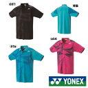 《送料無料》2018年9月下旬発売 YONEX ユニセックス ゲームシャツ 10272 ヨネックス テニス バドミントン ウ…