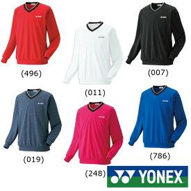 《10%OFFクーポン対象》《送料無料》2017年1月下旬発売 YONEX ユニセックス トレーナー 32019 ヨネックス テニス バドミントン ウェア