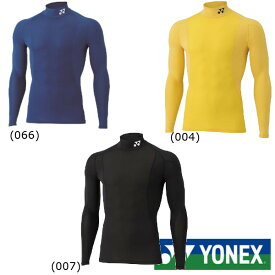 《送料無料》2018年1月下旬発売 YONEX ユニセックス ハイネック長袖シャツ STBF1013 ヨネックス テニス バドミントン アンダーウェア