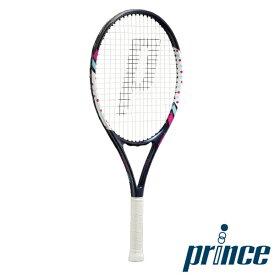 《クーポン対象》《送料無料》2017年2月発売 prince SIERRA GIRL 25 7TJ057 シエラ ガール 25 プリンス ジュニア 硬式テニスラケット